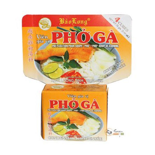 00918 Hühnchengeschmack- Fertiggewürz für Reisbandnudeln Bao Long