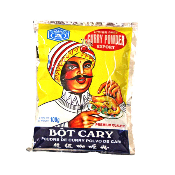 11145 Currypulver Vianco 100g