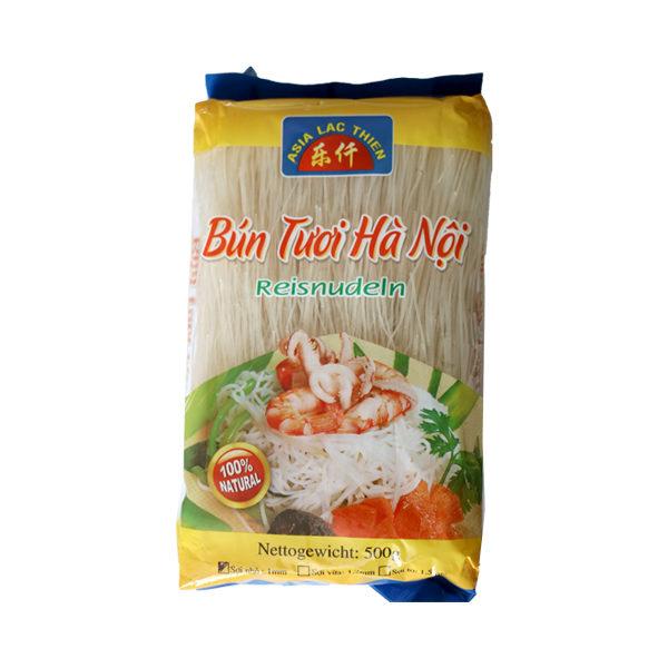 Hanoi's Reisnudeln