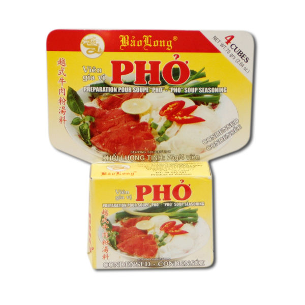24001 Rindfleischgeschmack- Fertiggewürz für Reisbandnudeln Bao Long