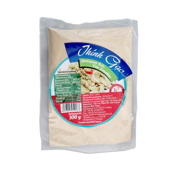 331 Gerösteter Reis, gemahlen