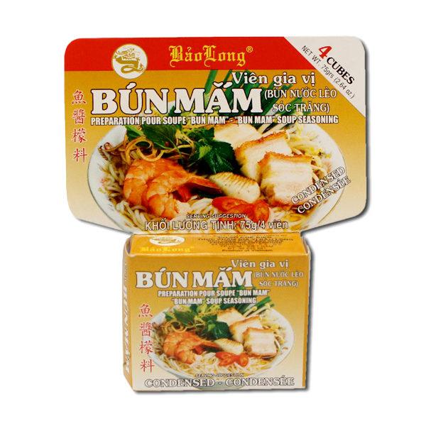 9915 'Bun Mam'-Suppe- Fertiggewürz Bao Long